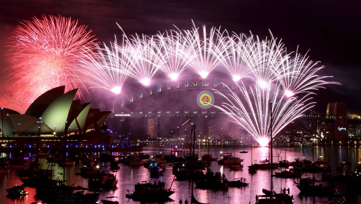 New Year's Eve Celebrations in the St George Area