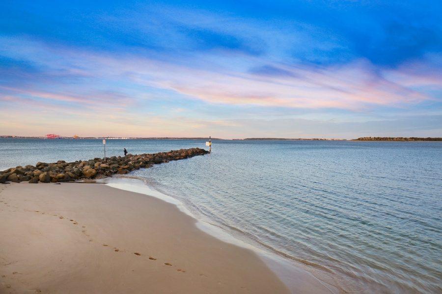 Australia Day in St George's Best Beaches