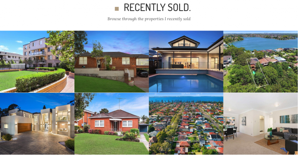 Aaron Bird Sold Properties