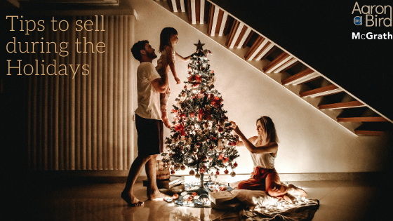 Tips to Sell your Home During this Holiday Season